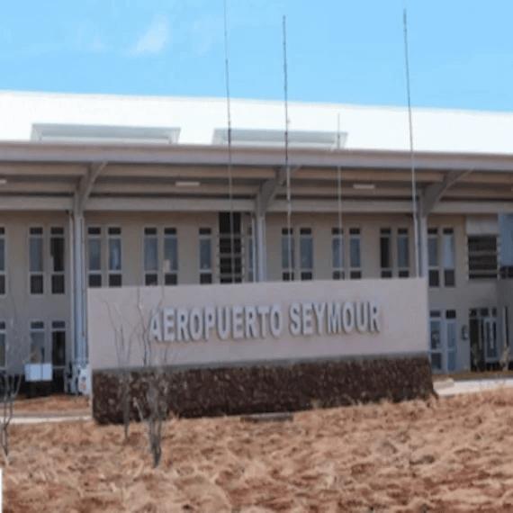 Aeroporto - Equador
